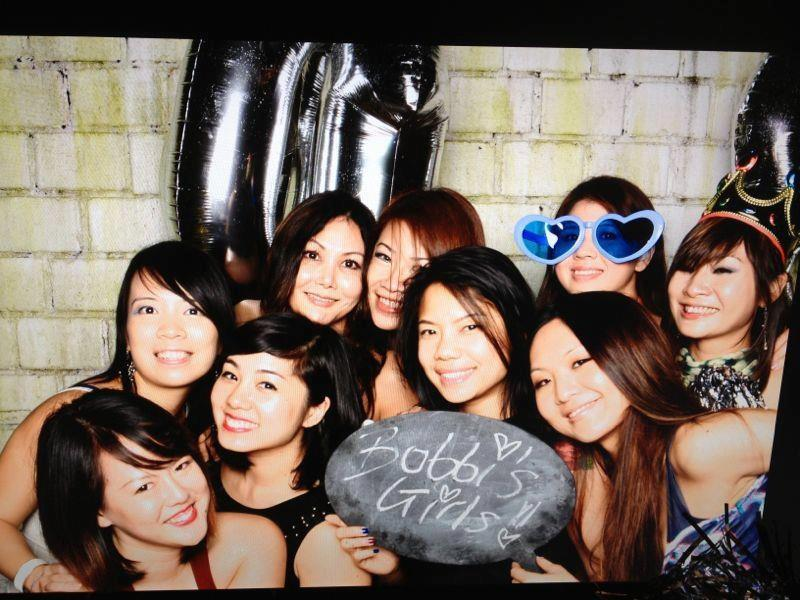 Partying up a storm on NYE with some of my favorite girls from Bobbi's Pole Studio Singapore