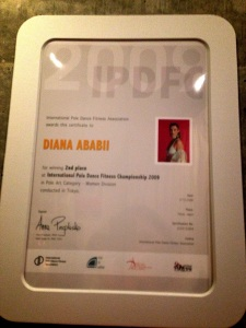 Diana's IPC credentials