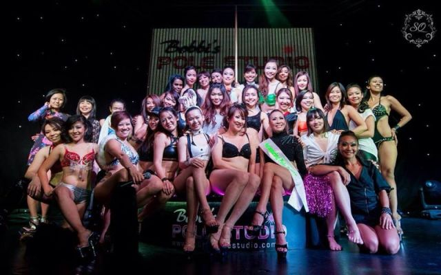 All the amazing contestants and our instructors